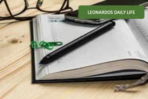 Wolfgang Gehrer Leonardos Floating Schedule